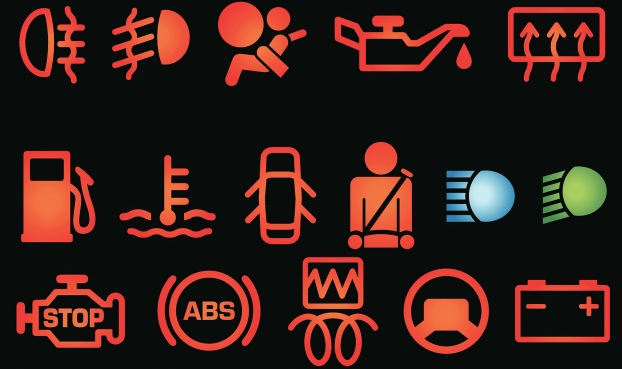 Warning Lights You Need To Know In Your Car Authcom Industries Inc