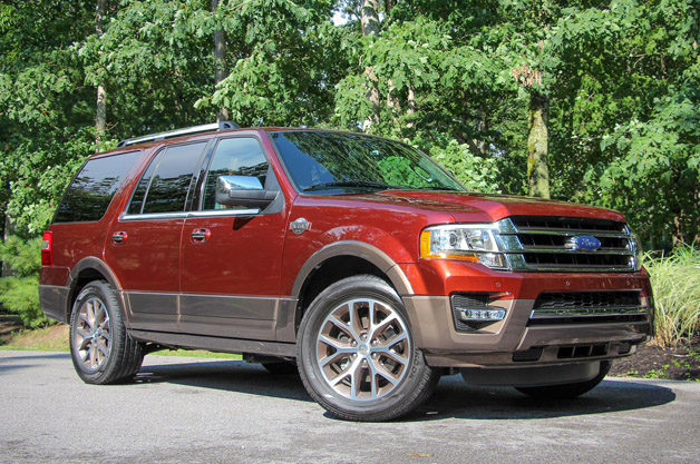 gets giant engine m smaller expedition suv news ford ecoboost